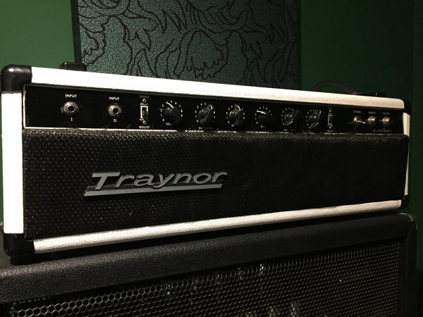 Traynor YBA-3 Custom Special with upgrades - Cask Music