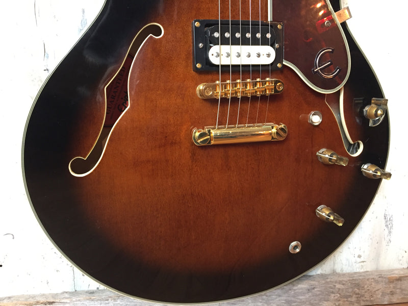 Epiphone Sheraton with Upgrades - Cask Music