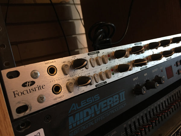 Focusrite Octopre 8-Channel - Cask Music