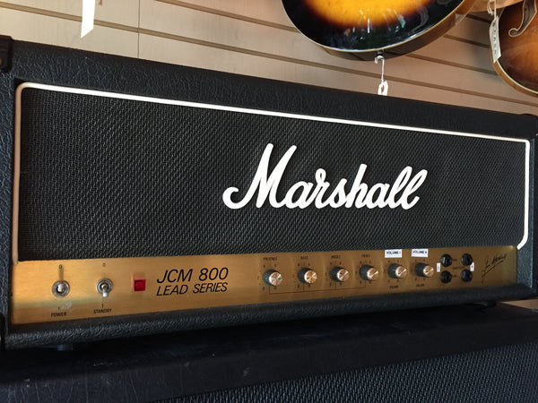 Marshall JCM 800 2203 100w Tube Head - Cask Music
