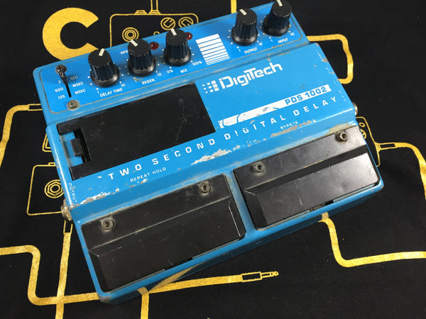 Digitech PDS1002 Digital Delay - Cask Music