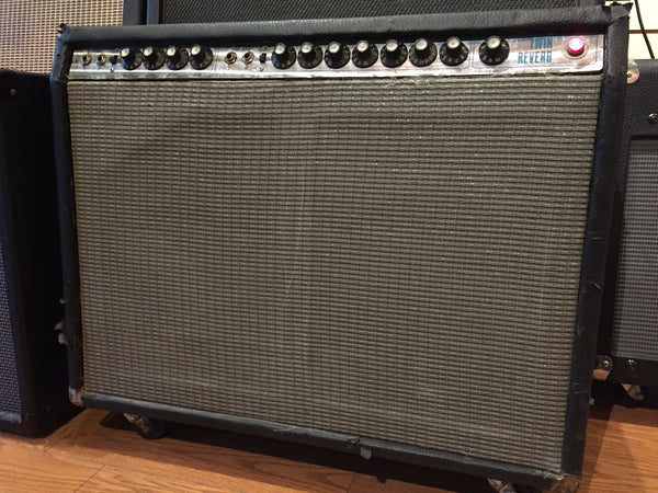 1975 Fender Twin Reverb - Cask Music