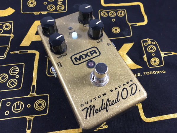 MXR Badass 77 Limited Edition Overdrive - Cask Music