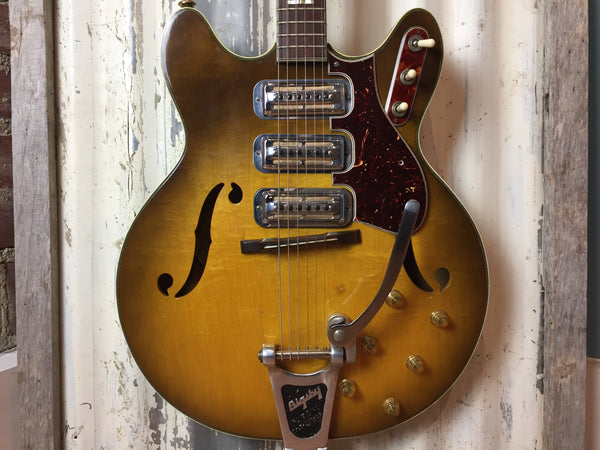 Harmony H75 Vintage Hollowbody - Cask Music
