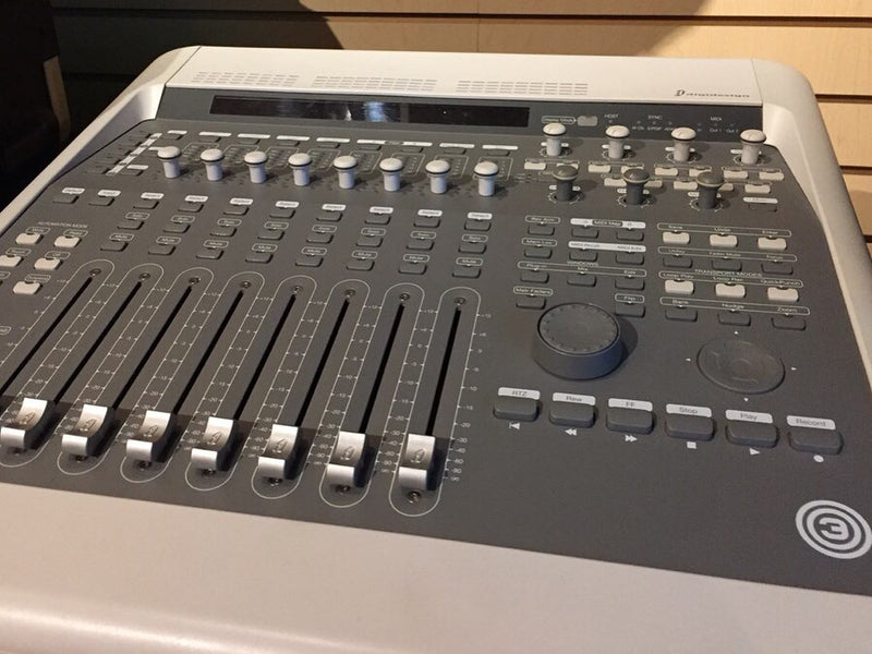Digidesign 003 Console Interface - Cask Music