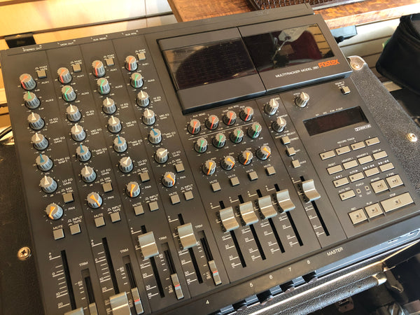 Fostex 280 8-Channel Tape Recorder - Cask Music