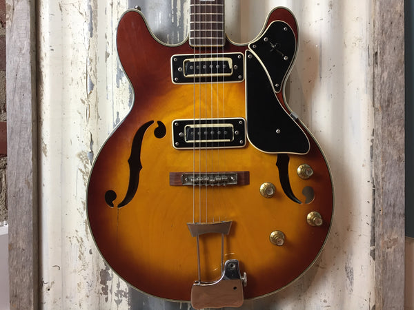 Univox Hollowbody 1960s Made in Japan