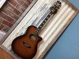 Yamaha FN-595E Thinline Acoustic/Electric