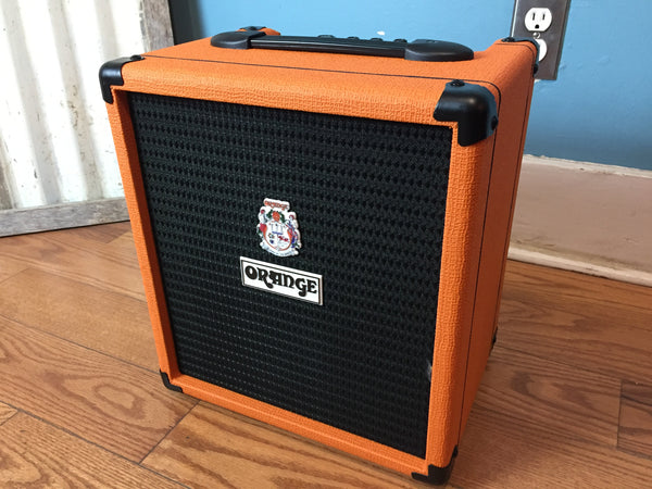 Orange Crush 25 Bass Combo Amp