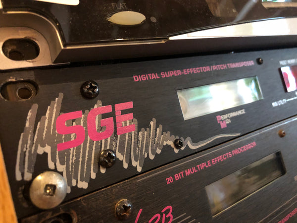 ART SGE Guitar Processor