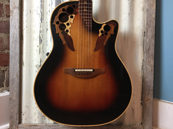 Ovation Elite 1868 Acoustic/Electric