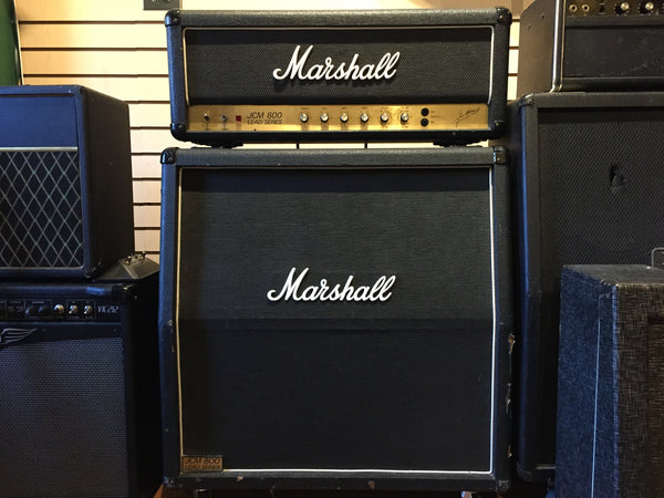 Marshall 2204 50w Tube Head + 4x12 Cabinet