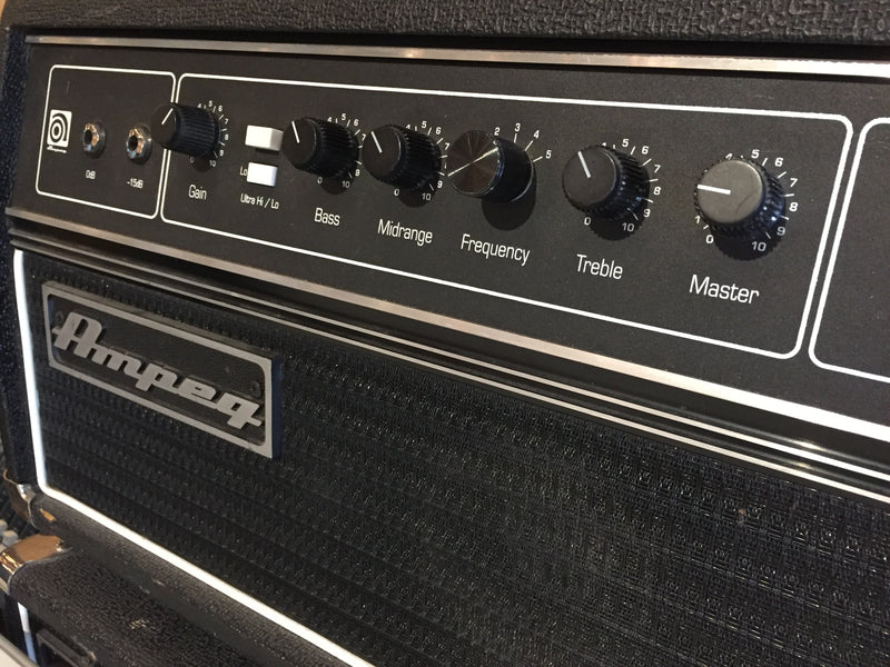 Ampeg SVT-Classic Bass Amplifier