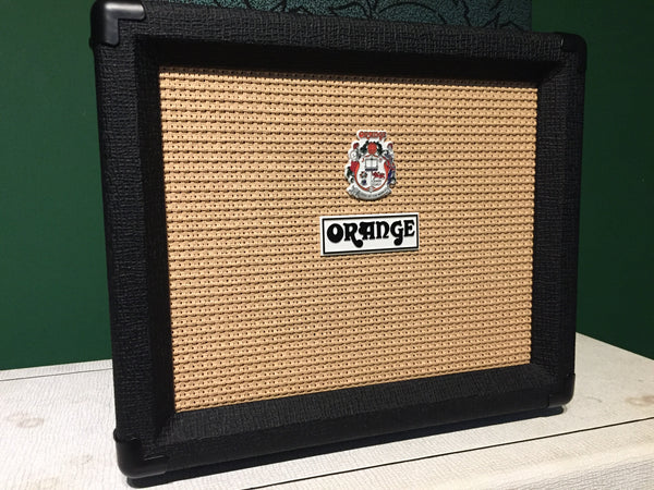 Orange Crush 20RT Guitar Combo - Black