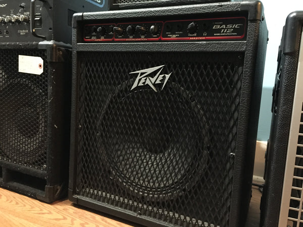 Peavey Basic 112 Bass Combo