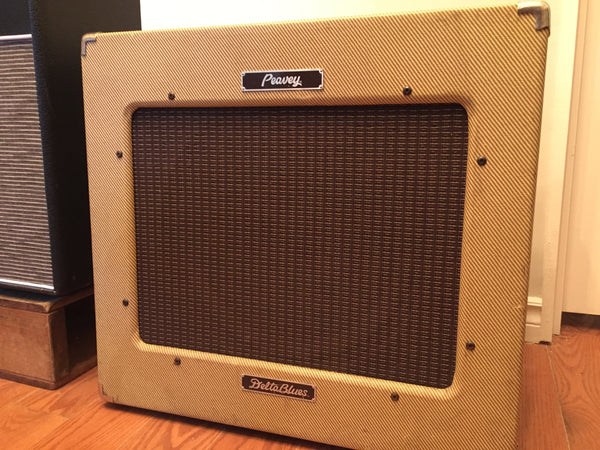 Peavey Delta Blues 1x15 Tube Combo