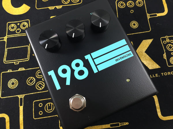 1981 Inventions DRV Overdrive - Limited Colours