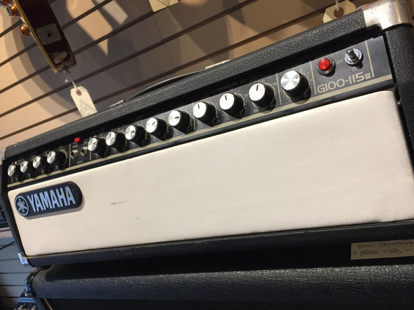 Yamaha G100-115 Solid State Amp