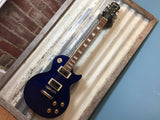 Epiphone Les Paul Tribute Plus Blue Sapphire