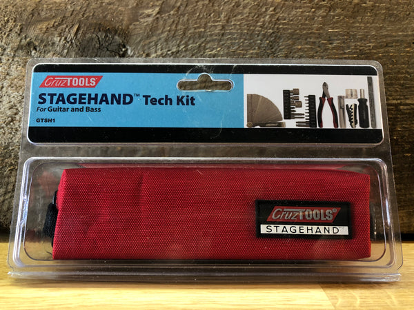 Groovetech Stagehand Tech Kit