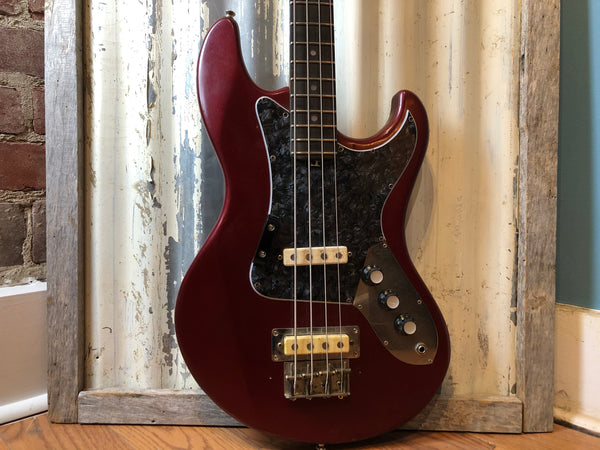 1970s Eko Camaro Jazz Bass