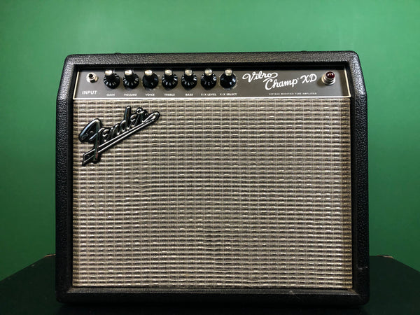 Fender Vibro Champ XD Tube Amp