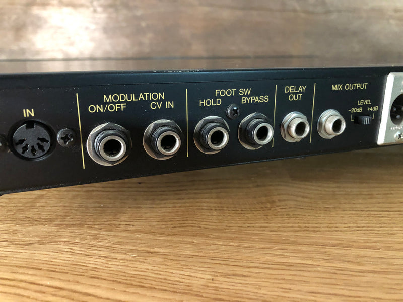 Yamaha D1500 Digital Delay Made in Japan