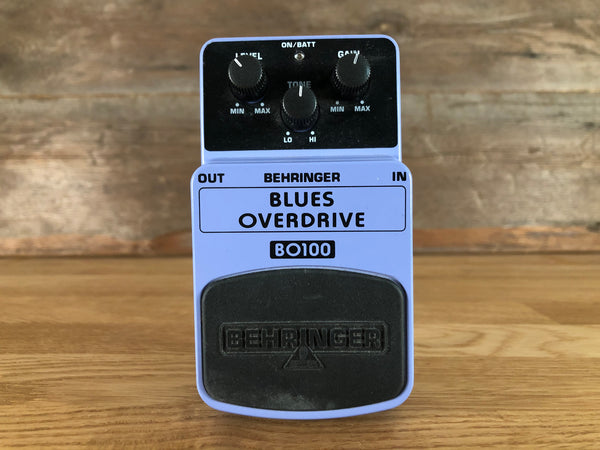 Behringer BO100 Blues Overdrive
