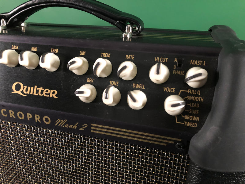 Quilter Micropro Mach 2 Combo 8