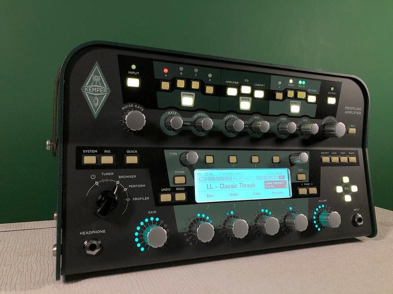 Kemper Profiler Head & Remote