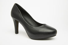 Load image into Gallery viewer, RUNWAY Black 3 inch heel Uniform Standard Shoe