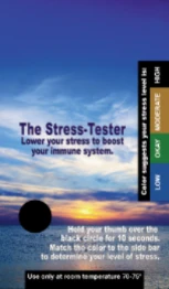 Boost Your Immune System Stress Tester