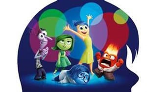 Inside Out photo courtesy of Disney/Pixar