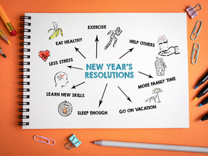Want to include mindfulness into your New Year's resolutions? Here's how.