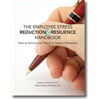Employee Stress Reduction & Resilience Handbook