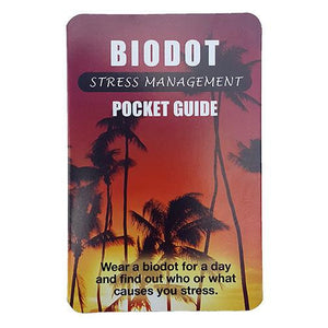 Biodot Stress Management Pocket Guide