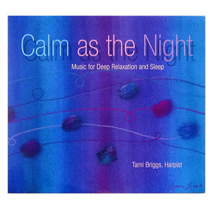 Calm as the Night - Deep Relaxation Music