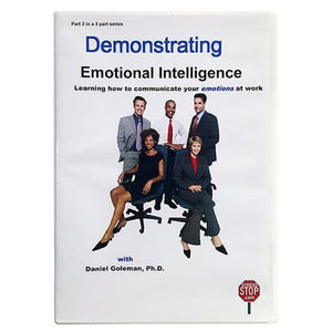 Demonstrating Emotional Intelligence