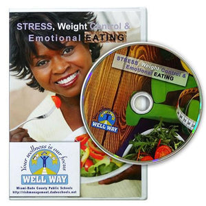Stress, Weight Control, and Emotional Eating - With Disc
