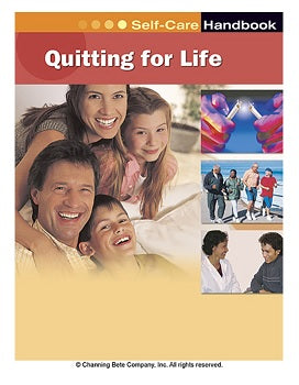 Quitting For Life Smokers Workbook