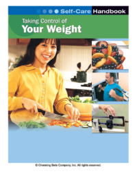 Taking Control of Your Weight Workbook