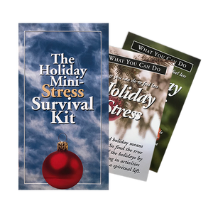 The Holiday Mini Stress Survival Kit 3