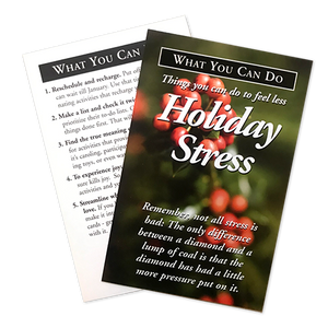 The Holiday Mini Stress Survival Kit 2