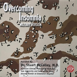 Overcoming Stress-Related Insomnia Military Version