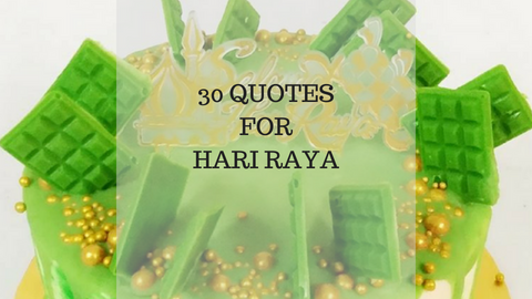 30 Raya Greetings Quotes