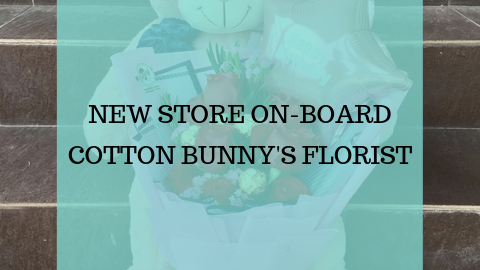 New Store On-Board - Cotton Bunny's Florist