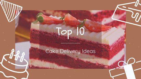 Top 10 Unique Cake Delivery Ideas In Kuala Lumpur & Selangor