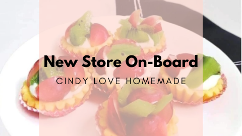 New Store On Board - Cindy Love Homemade