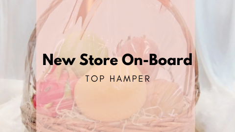 New Store On Board - Top Hamper