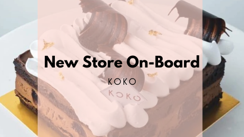 New Store On Board - Koko